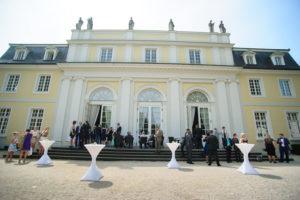 Ihre Hochzeit in der La Redoute in Bonn Bad Godesberg im stilvollen Ambiente.