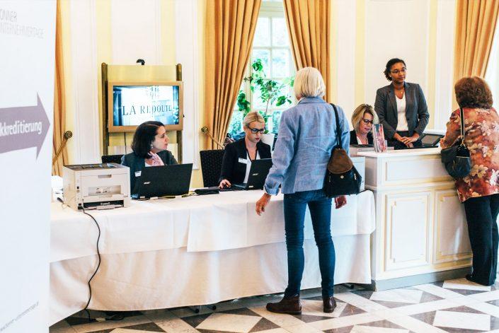 Ihre Tagung oder Konferenz in der Redoute in Bonn.