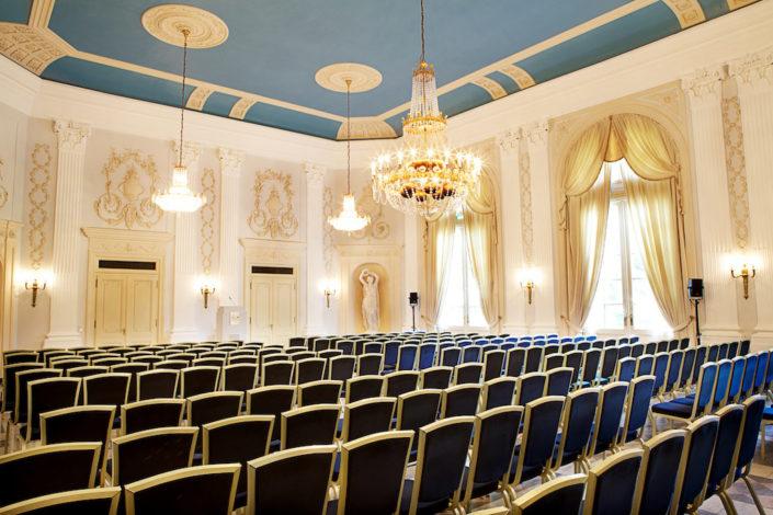 Kongresse und Tagungen in der La Redoute in Bonn Bad Godesberg.