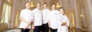 Wir stellen Ihnen unser Küchenteam der La Redoute in Bonn Godesberg.