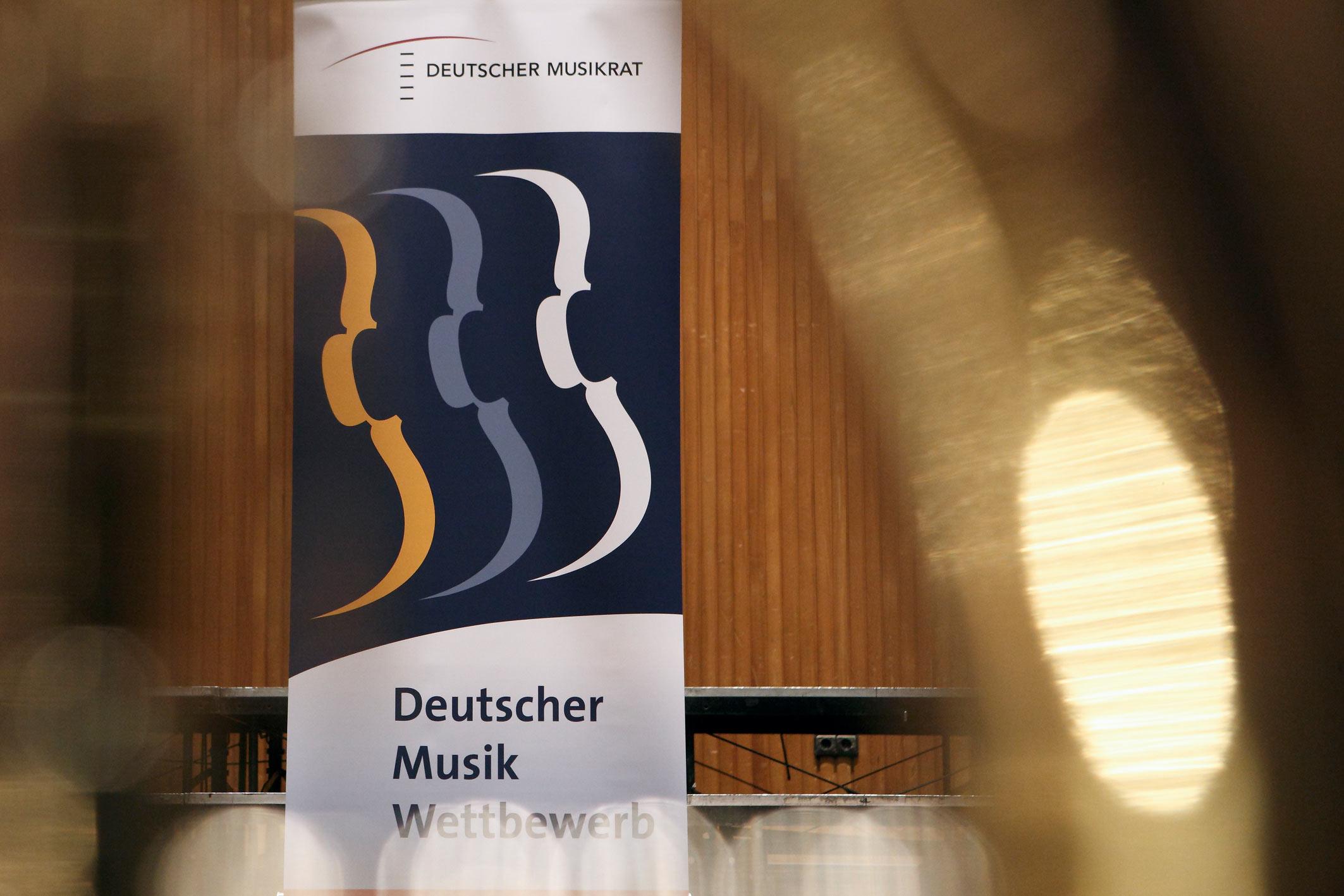 Deutscher Musikwettbewerb 2020 in der Redoute in Bonn-Bad Godesberg. ©DMW/Sonja Werner / Deutscher Musikwettbewerb