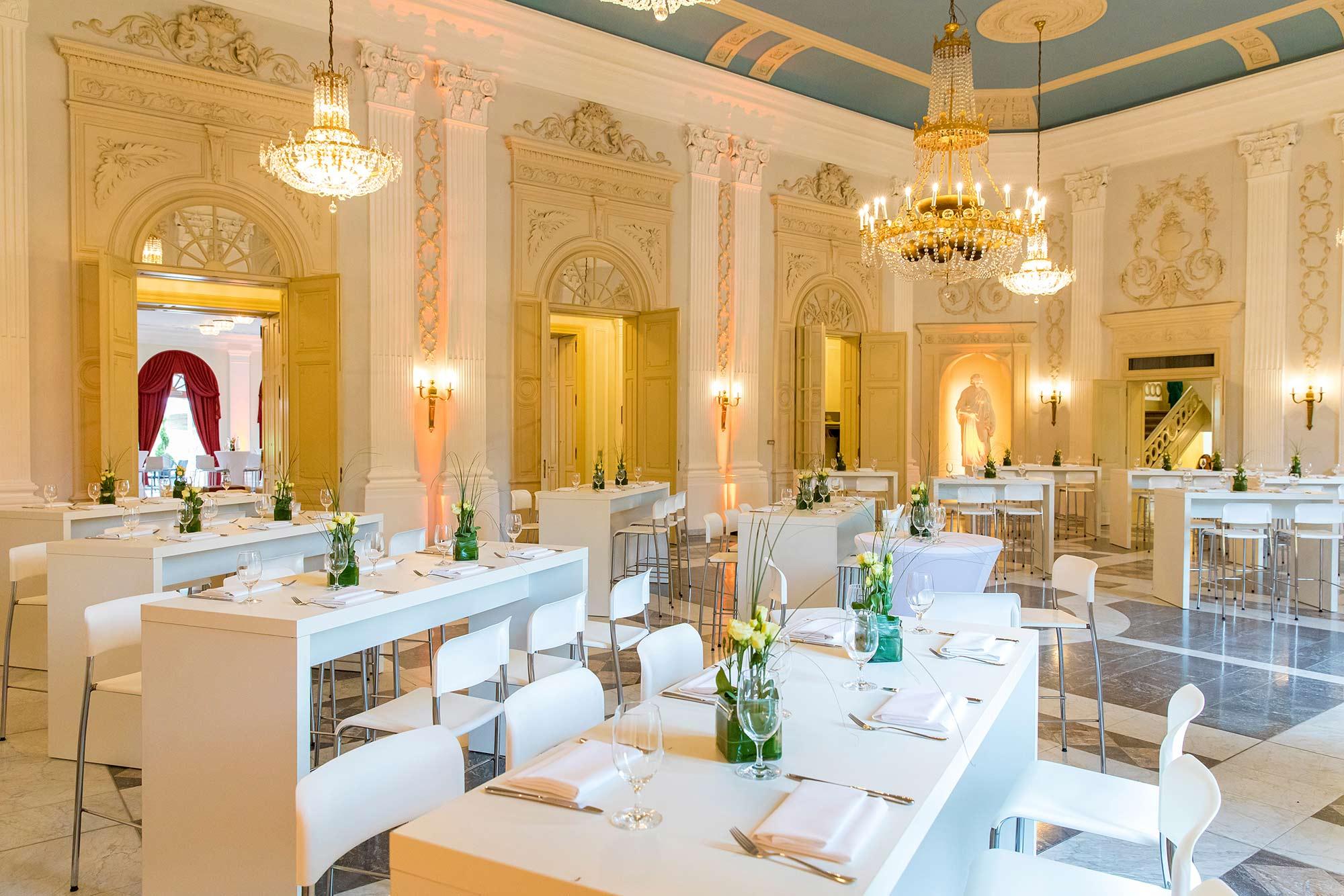 Tagungen, Hochzeiten, Konferenzen - La Redoute Bonn Bad ...